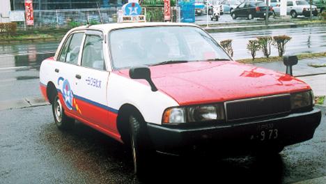 文化タクシー