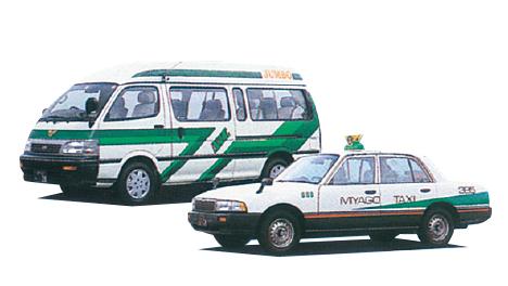 三八五タクシー